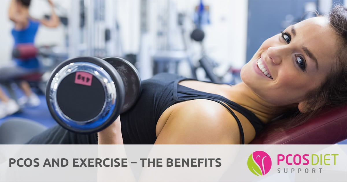 PCOS and Exercise - The Benefits | PCOS Diet Support