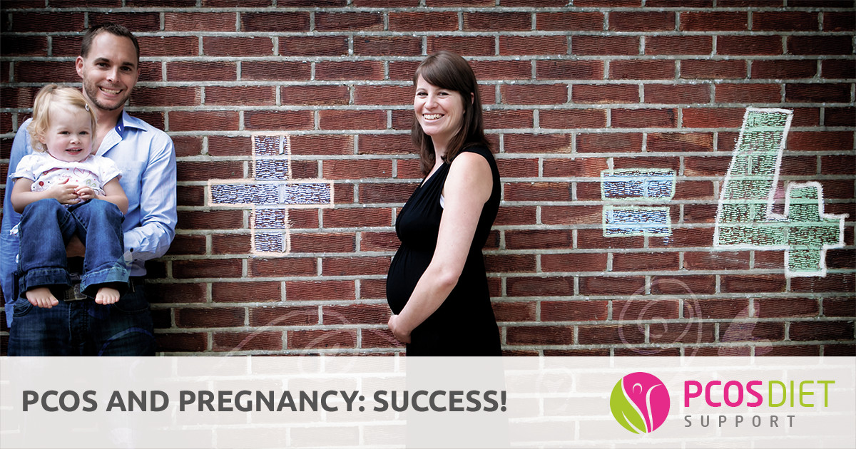 PCOS and Pregnancy: Success! | PCOS Diet Support