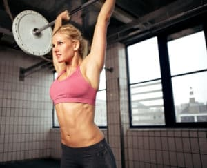 PCOS and exercise strength