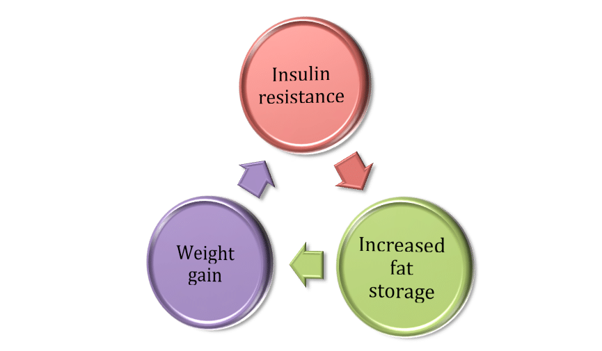 T For Insulin Resistance To Lose Weight
