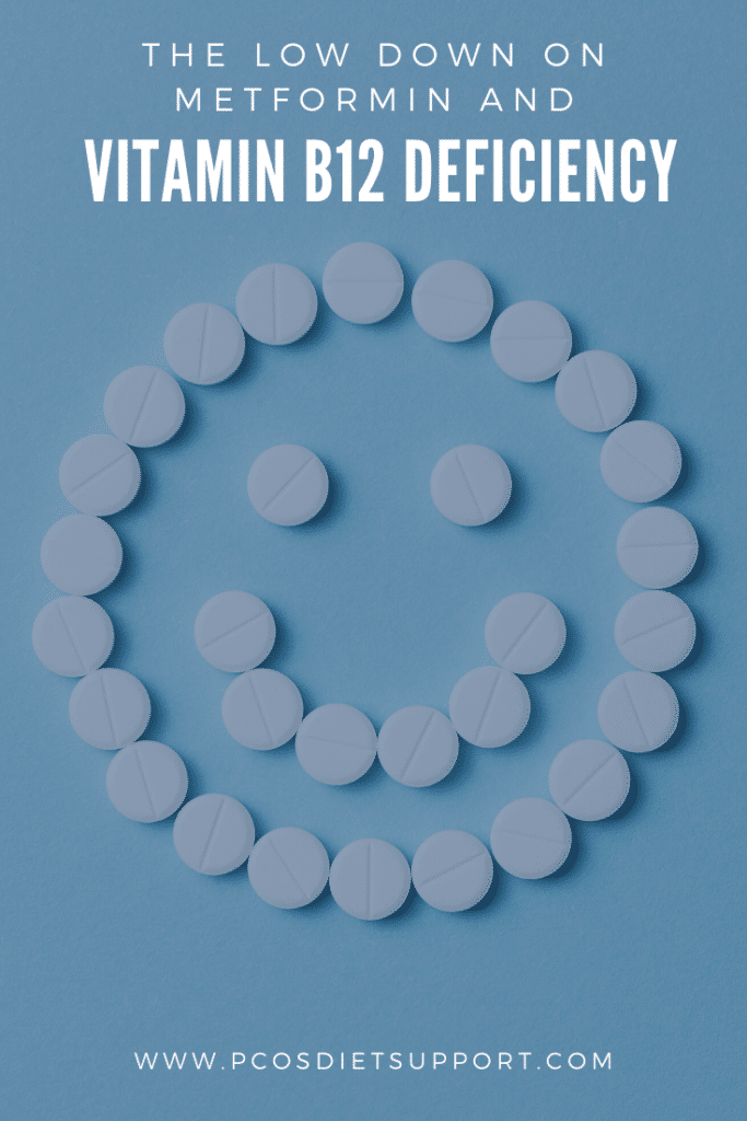 The low down on Metformin and Vitamin B 12 Deficiency pinterest