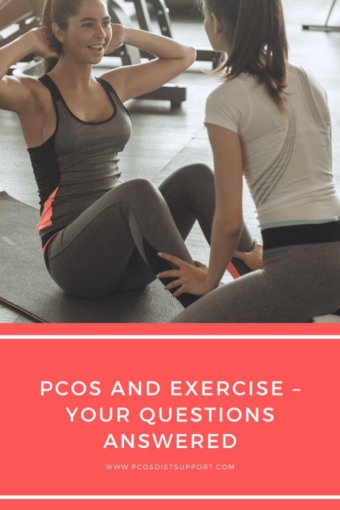 PCOS and Exercise Your Questions answered 1