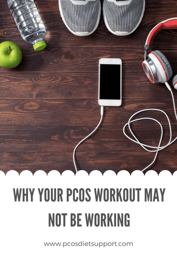 Why your PCOS workout may not be working pinterest