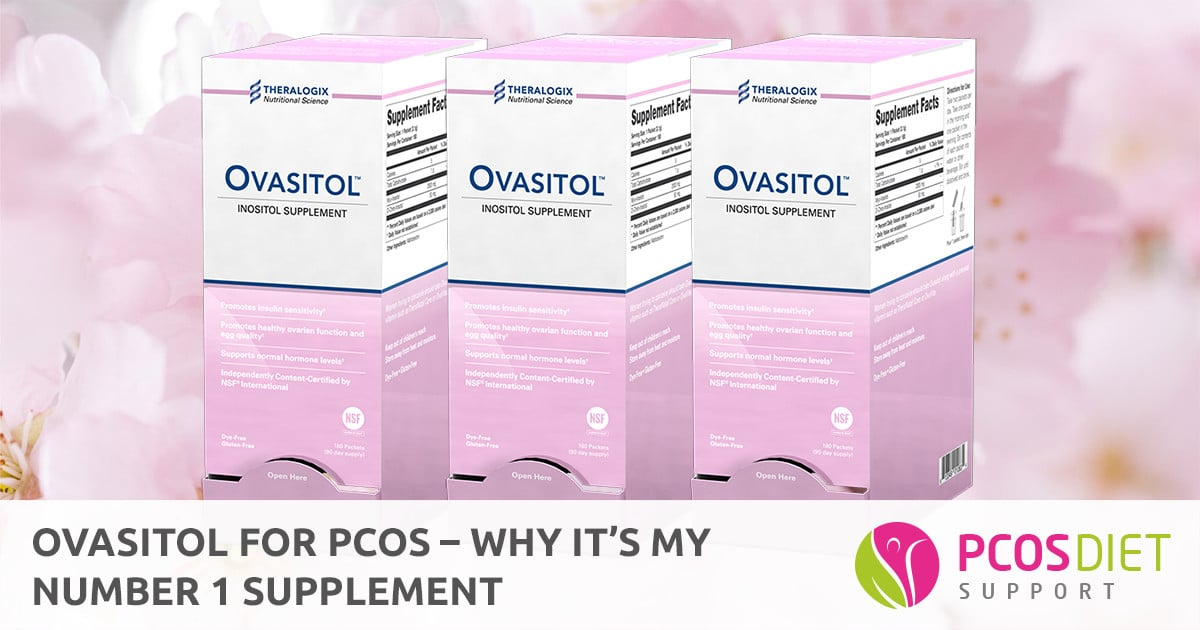 Ovasitol for PCOS - Why it's my number 1 supplement | PCOS