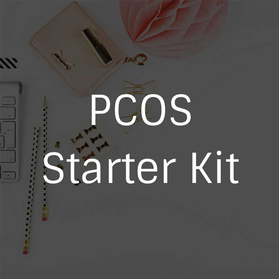 PCOS Starter Kit