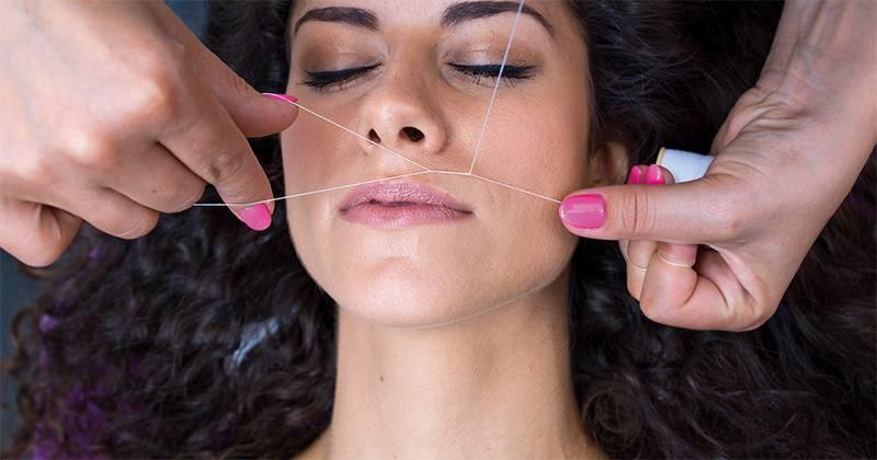 Treatment hair pcos facial PCOS Hirsutism: