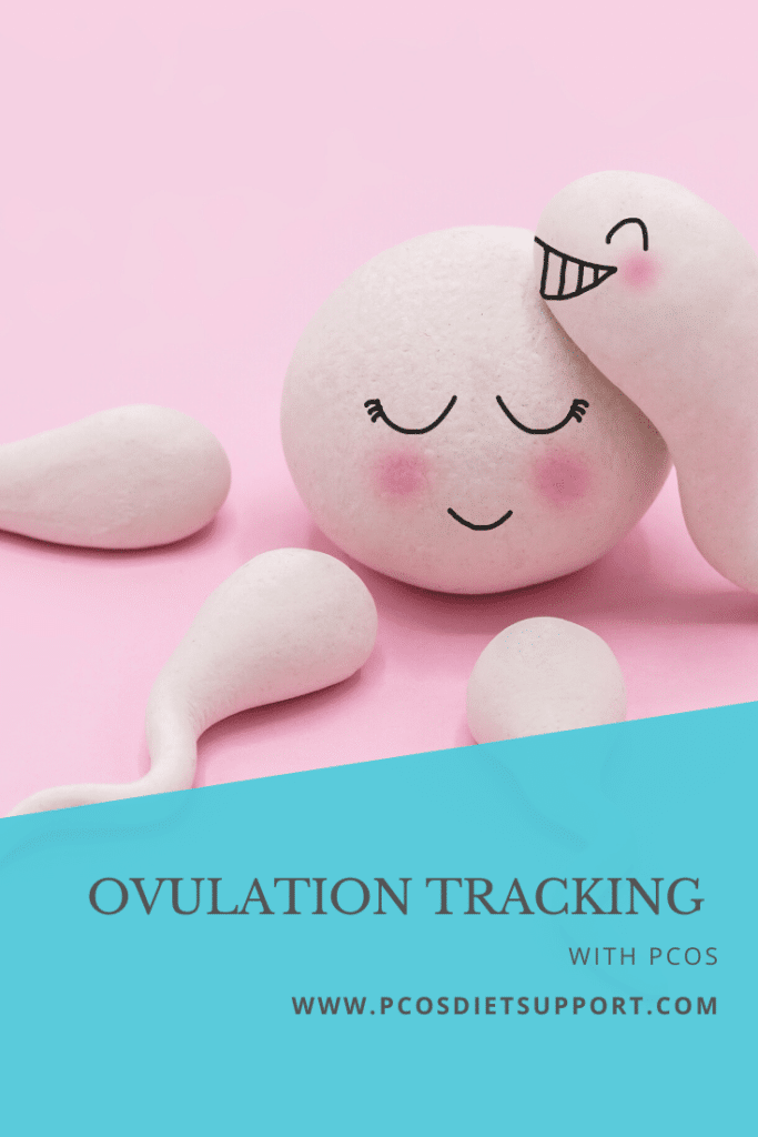 Ovulation tracking with PCOS pinterest